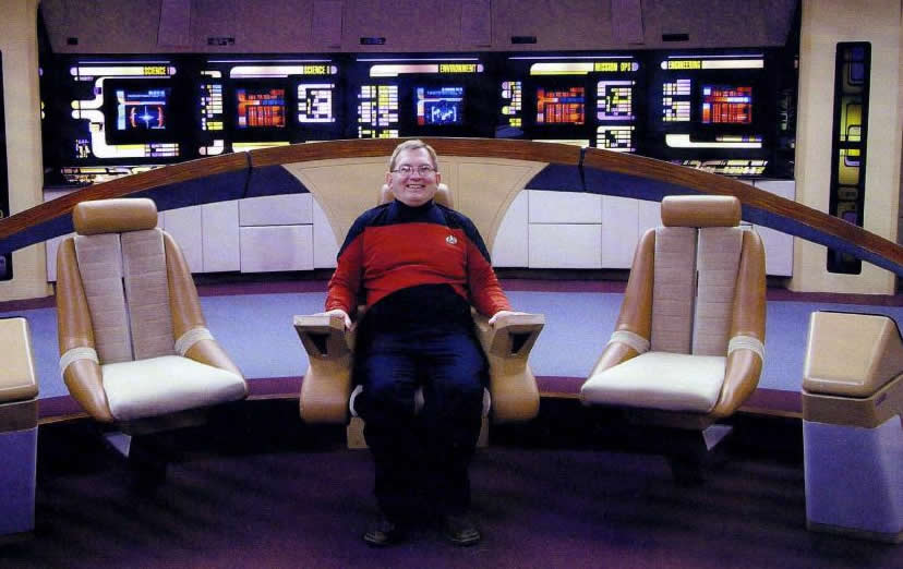 The Star Trek Experience